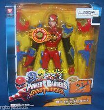 "Power Rangers Dino Thunder TRIASSIC 12"" Talking Ranger New Factory Sealed 2004"