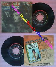 LP 45 7'' MICHELE Ti giuro che ti amo Poca luce 1970 italy RIFI 16423 cd mc dvd*