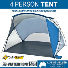 Oztrail Multi Shade Family Camping Tent Beach Portable Hiking Sun Shade Shelter