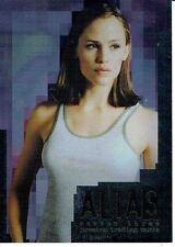 ALIAS SEASON 3 PROMOTIONAL CARD A3-UK