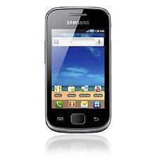 Samsung Galaxy Gio GT-S5660 - Scuro Argento (Sbloccato) Smartphone