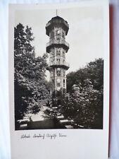 AK Löbau Friedrich-August-Turm
