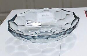 GORGEOUS Kohler Artist Editions Briolette Glass Vessel Bathroom Sink - Ice