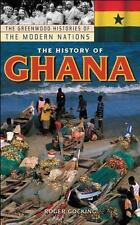 The History of Ghana by Roger S. Gocking (2005, Hardcover)