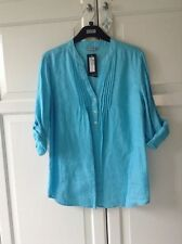Marks and Spencer Casual Linen Tunic, Kaftan Women's Tops & Shirts