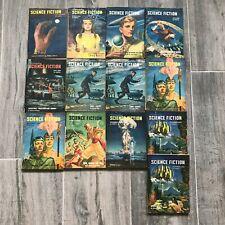 Astounding Science Fiction 1950 13 Issues Pulp EC L Ron Hubbard Sci Fi Comic