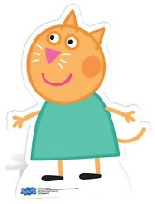 Candy Cat from Peppa Pig Official Cardboard Fun Cutout 79cm Tall-For your party