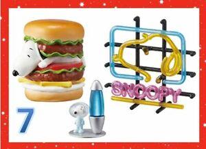 Re-ment Miniature Snoopy American Zakka Set rement No.07