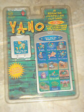 2001 Yano jana and the magic fish A Interactive Storyteller Software Cartridge