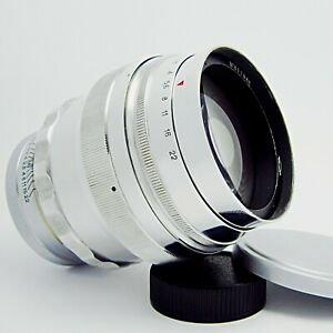 ✅ early HELIOS-40 f1.5/85mm - SERVICED - MADE in USSR-1961 year №611986