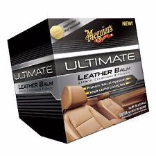 Meguiars Meguiar`s Ultimate Leather Balm Cleaner Conditioner G18905 NEW
