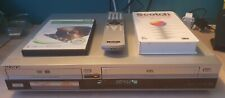 Sony RDR-VX420 VHS DVD Recorder Copy VHS to DVD Combi with Remote Tested Working