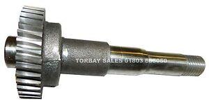 Belle Cement Concrete Mixer Drum Shaft Minimix 150 Spares Parts Gear Box MS09