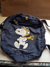 Singapore Airlines - SIA Peanuts Snoopy Bag