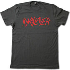 KINGSLAYER T-Shirt! - Funny GAME of THRONES Jaime Lannister & Slayer Parody Tee!