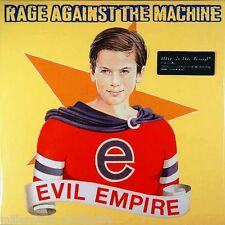 "NEW & SEALED - RAGE AGAINST THE MACHINE - EVIL EMPIRE - 12"" VINYL LP RECORD"