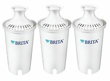 Brita Water Filter Replacement for Pitchers-3 Pack One Box Advanced