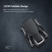 Foldable Quadcopter RC Drone with WiFi FPV HD  Live Video with