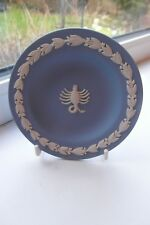Wedgwood Scorpio Dish Blue Jasperware British Zodiac Signs
