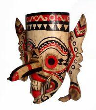 DAYAK Hudoq DANCE MASK from Borneo Genuine Tribal Art