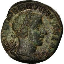 [#658905] Coin, Gordian III, Sestertius, Rome, VF(30-35), Bronze, RIC:307a