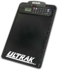 Ultrak 700 Stopwatch & Calculator Clipboard Solar