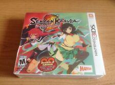 Senran Kagura 2: Deep Crimson -- Double D Edition (Nintendo 3DS, 2015) New