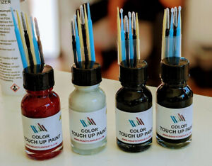 Genuine OEM MERCEDES BENZ Paint Touch Up Kit | Pick Your Color