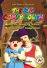 Big Comfy Couch, The - Are You Ready for School/ Destination? Imagination!...