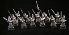 Warhammer High Elves Sword Masters Hoeth army lot 12