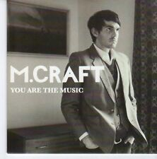 (EB4) M. Craft, You Are The Music - 2006 DJ CD