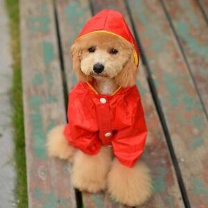 Dog Rain Coat Warm Reversible Waterproof  Pet Blanket Jacket Best Choice