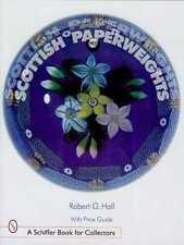 Book SCOTTISH PAPERWEIGHTS Ysart Caithness Crieff
