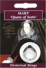Mary Queen Of Scots Joya Anillo Católica Escocia Scottish Tudor Historia Dressing