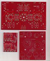 Board kit of stereo SE Tube  300B power amplifier PCB Kit-One !