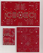 Board kit of stereo SE Tube  300B power amplifier PCB Kit-One !