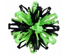 Mini Hoberman Sphere - Firefly Expanding Glow in the Dark Toy Ball 5-12""