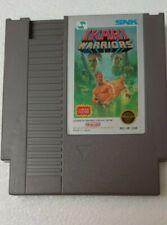 Ikari Warriors Nintendo Entertainment System (NES) Cart Excellent Condition