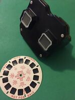 VINTAGE SAWYER'S VIEW MASTER / BLACK from Portland with USA Cities slide B4