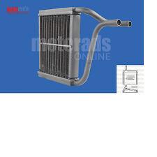 Suzuki Jimny Heater matrix 1998 onwards. Version with pipes New with warranty