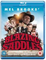 Blazing Saddles Blu-Ray (2014) Cleavon Little, Brooks (DIR) cert 15 ***NEW***