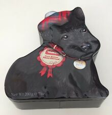 SCOTTIE Dog Mac COOKIE TIN Walker's Shortbread Empty Collectible Tin MINT!!