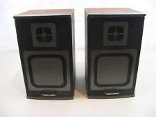 Realistic Minimus-35 50 Watt Book Shelf Speakers Cat. No. 40-2049