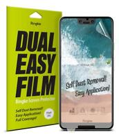 For Google Pixel 3/3 XL Screen Protector Ringke [Dual Easy Film] Full Cover 2pc