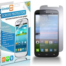 For Alcatel One Touch Pop Mega LTE Screen Protector Clear LCD Cover Phone Guard