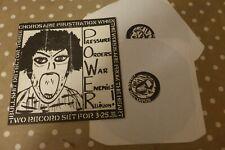 V/A - Bullshit Detector Three UK 1984 1st Press Crass Records 1984/3 Punk EX 2LP