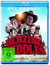 Mel Brooks' Blazing Saddles - Der wilde Wilde Westen [Blu-ray] * NEU & OVP *