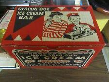 Early Mickey Dolenz Monkees Circus Boy Ice Cream Bar Maker 1950s unused