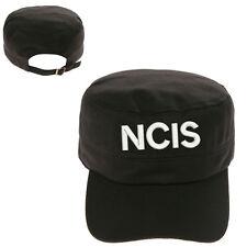 NCIS Naval Criminal Investigative MILITARY CADET ARMY CAP HAT HUNTER CASTRO