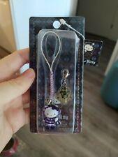 HELLO KITTY GOTHIC LOLITA BY NOVALA TAKEMOTO Mobile Phone Strap Charm Sanrio